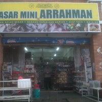 Photo taken at Pasar Mini Arrahman by Johar M. on 9/19/2011