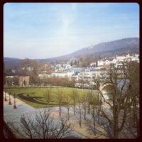 Photo taken at Dorint Maison Messmer Baden-Baden by Alexandra E. on 3/17/2012