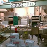 Photo taken at Krispy Kreme Doughnuts by Jason C. on 11/17/2011