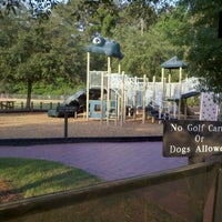 Photo taken at Landings Association Playground by Brian S. on 5/12/2011