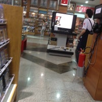 Photo taken at Livrarias Curitiba by Parsifal S. on 2/16/2012