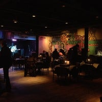 Photo taken at River Street Jazz Cafe by S K. on 1/5/2012