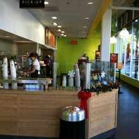 Photo taken at Jamba Juice 4th St & Santa Monica Blvd by Sarah R. on 12/6/2011