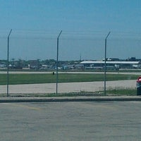Photo taken at Viewing Area - General Mitchell Int'l Airport (MKE) by JOSEPH H. on 5/16/2012