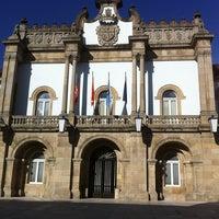 Foto tomada en Deputación de Lugo por Alba A. el 8/13/2011