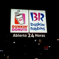Photo taken at Dunkin Donuts / Baskin Robbins by M Rene H. on 4/1/2012
