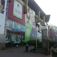 Photo taken at The Forum Mall by Saurabh P. on 7/30/2012