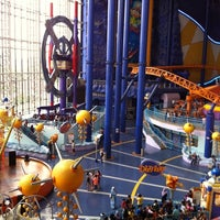 Photo taken at Berjaya Times Square Theme Park by Christine L. on 2/26/2011
