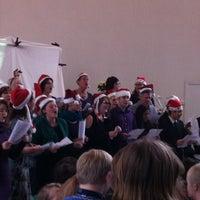 Photo taken at Bernardusschool by Wie is Die W. on 12/22/2011