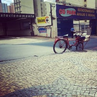Photo taken at Rua José Paulino by Edgard G. on 4/18/2012