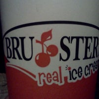 Photo taken at Bruster's Real Ice Cream by Chase L. on 8/20/2011