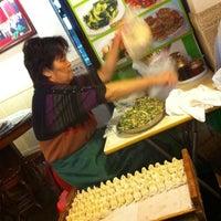 Foto tomada en Peking Dumpling Wong 北京水餃皇 por dindin el 1/10/2012