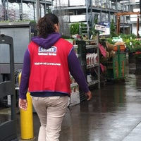 Photo taken at Lowe's Home Improvement by Erik C. on 6/3/2012