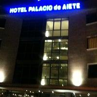 Foto tomada en Hotel Palacio de Aiete por Isidre T. el 11/11/2011