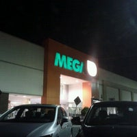 Photo taken at Mega Comercial Mexicana by Alejandra S. on 10/5/2011