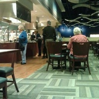Photo taken at Wheeling Island Hotel-Casino-Racetrack by Huhndogger Y. on 11/28/2011