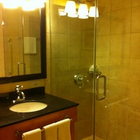 Photo taken at Renaissance Washington, DC Dupont Circle Hotel by Karen M. on 11/30/2011