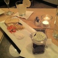 Photo taken at Leaf Vegetarian Restaurant by Ed i. on 1/1/2011