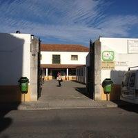 Photo taken at EPSM - Escola Profissional De Salvaterra De Magos by Marco C. on 3/14/2012