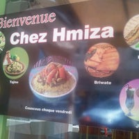 Photo taken at Chez Hmiza by Jad B. on 6/2/2011
