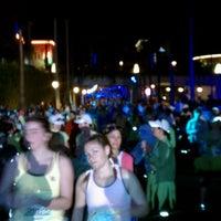 Photo taken at Tinkerbell 1/2 Marathon Health And Fitness Expo by Maya L. on 1/29/2012