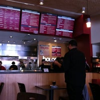 Photo taken at Boloco by Mabel L. on 4/21/2011