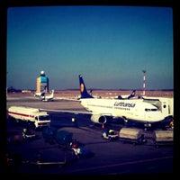 Photo taken at Terminal 2B by Stefano C. on 2/14/2011