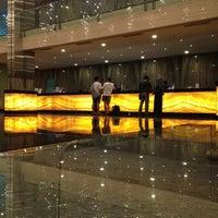 Photo taken at FM7 Resort Hotel Cengkareng by Zain B. on 5/6/2012