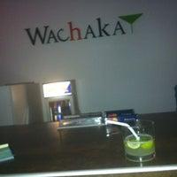 Photo taken at Wachaka by Luis V. on 6/16/2012