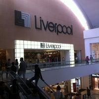 Photo taken at Liverpool by Alvaro P. on 9/9/2012