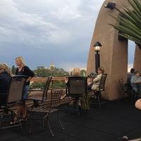 Photo taken at La Fonda Santa Fe by Kent G. on 7/13/2012