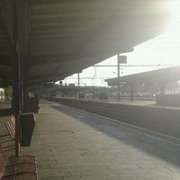 Photo taken at Gare de Verviers-Central by Claude M. on 9/2/2011