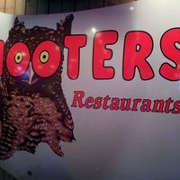 Photo taken at Hooters by Kim M. on 1/22/2012