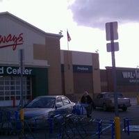 Photo taken at Walmart Supercenter by Beautiful classic H. on 10/31/2011