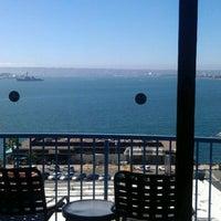 Photo taken at Wyndham San Diego Bayside by 🎀Cheryl🎀 on 10/11/2011