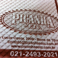 Photo taken at Picanha & Etc by Erwin J. on 6/23/2011