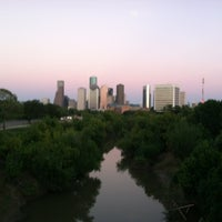 Photo prise au Buffalo Bayou Park par J . le9/5/2012