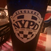Photo taken at NYPD Pizza by Scott R. on 1/5/2012
