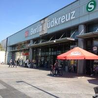 Photo taken at Bahnhof Berlin Südkreuz by Hanshans on 8/29/2012