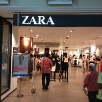 Photo taken at ZARA by Indra S. on 8/19/2012