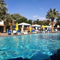 Photo taken at La Quinta Resort & Club, A Waldorf Astoria Resort by Chantal F. on 1/30/2011
