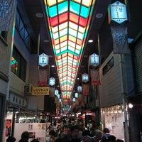 Photo taken at Nishiki Market by 米 on 8/13/2012