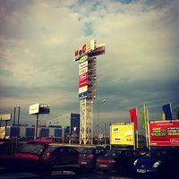 Снимок сделан в МЕГА Екатеринбург пользователем Evgeniy K. 5/8/2012