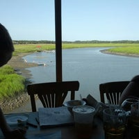 Photo taken at Old Oyster Factory by Brad S. on 7/22/2012