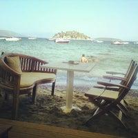 Photo taken at Gorilla Cafe by Eirini N. on 7/16/2012