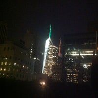 Photo taken at Mad 46 Rooftop Lounge by Matt M. on 8/22/2012