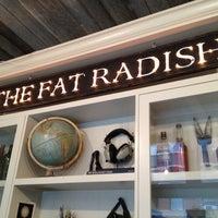 Photo taken at The Fat Radish by Tony C. on 2/11/2012