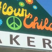 Photo taken at Flour Child Bakery by Eleni A. on 8/25/2012