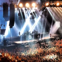 Photo taken at AccorHotels Arena by Fred L. on 3/8/2012