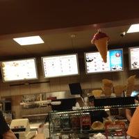 Photo taken at Tim Hortons / Cold Stone Creamery by Dan Q. on 6/17/2012